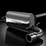 GMPP Solstice Cat-back exhaust system