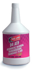 Red Line D4 ATF