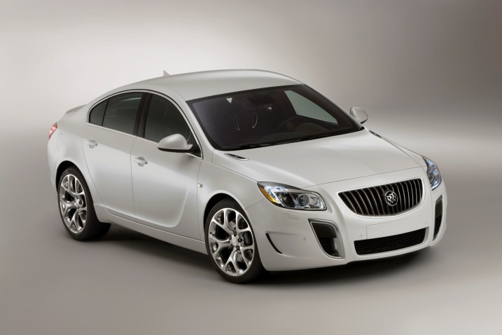 2009-2013 Buick Regal Turbo/GS