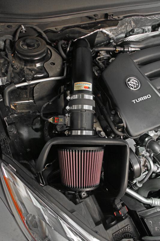 K&N 69-4532TTK Air Intake, Performance Autowerks