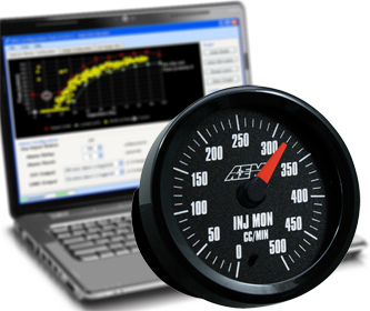 AEM Water/Methanol Injection Monitor