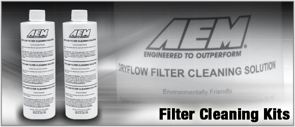 AEM Dri-Flow Filter Cleaning Kit
