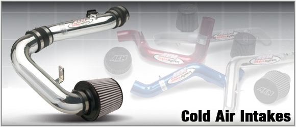 AEM Cold Air Aluminum Intake - Polished - Solstice/Sky 2.4L NA