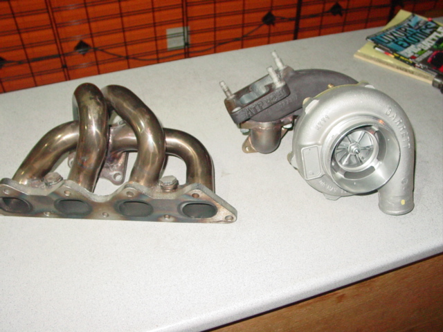 Turbo kits and Components