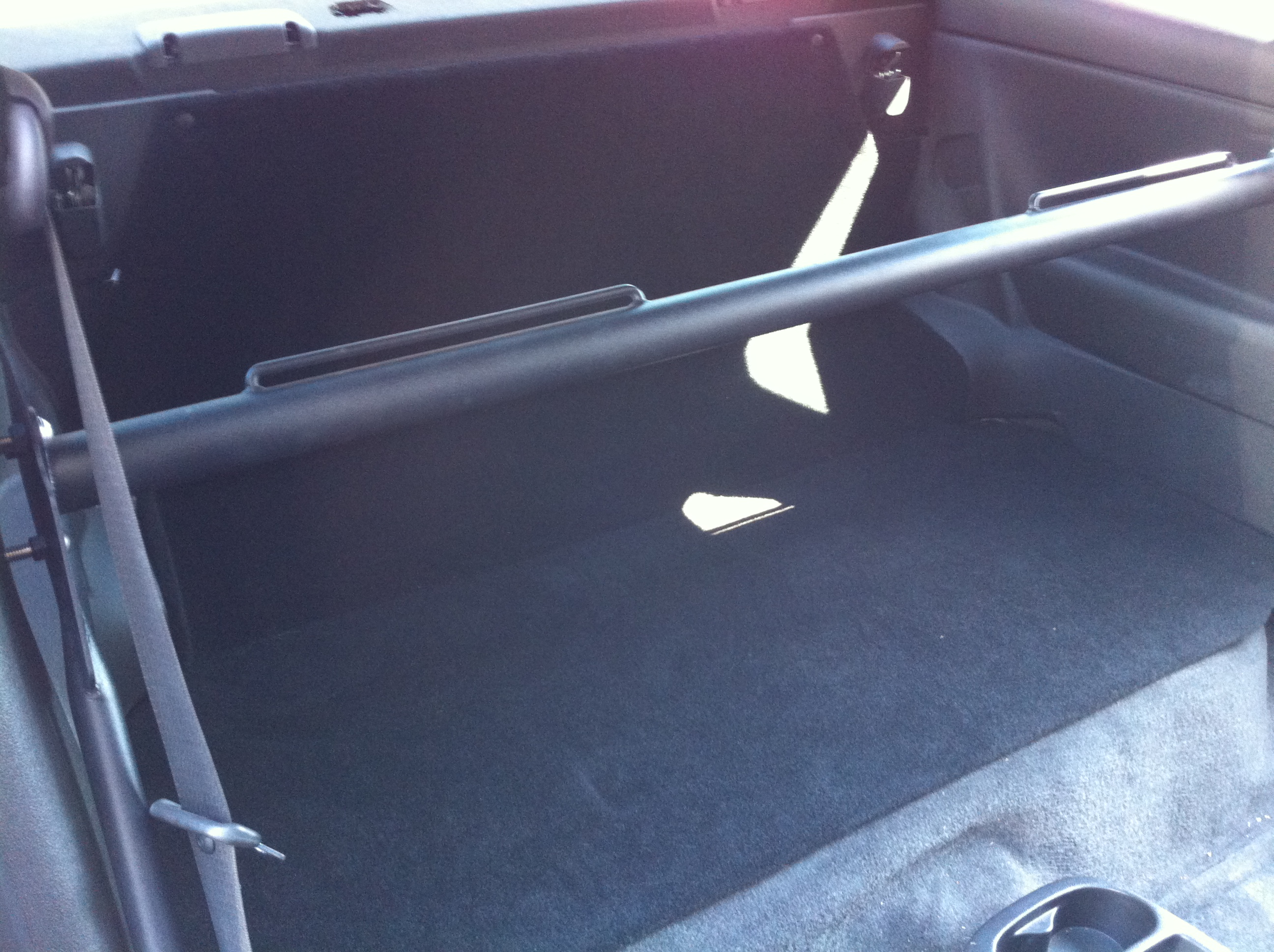 Chevy cobalt rear seat removal