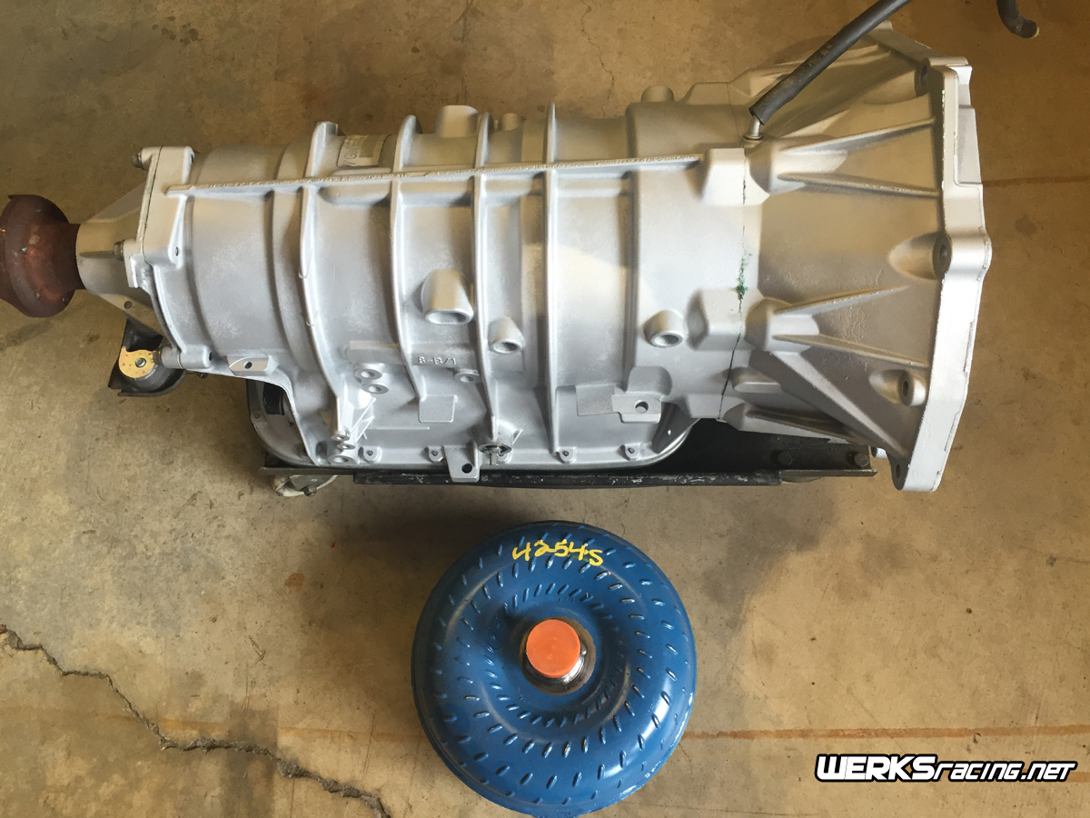 Transmission/Clutch/Drivetrian