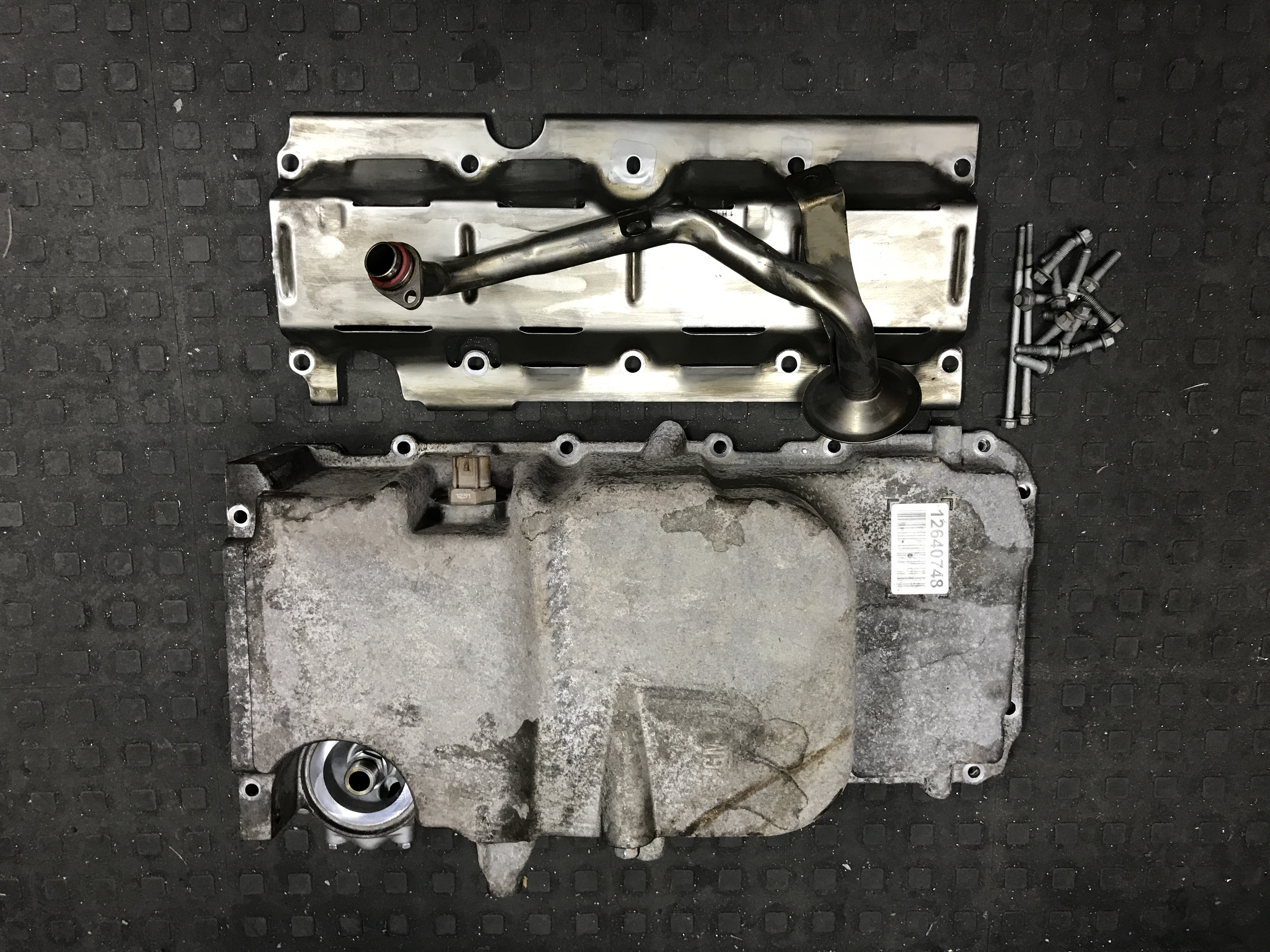 USED LS ENGINE PARTS