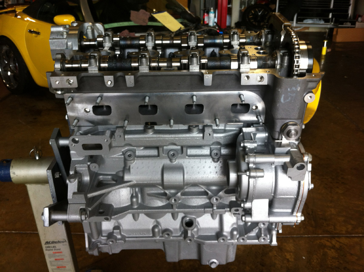 WERKSracing LNF Long Block Assembly