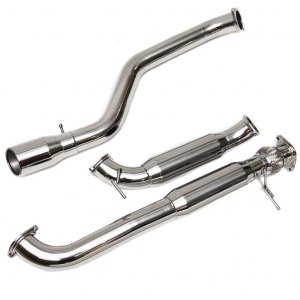 TurboXS Mazdaspeed3 Cat-Back Exhaust
