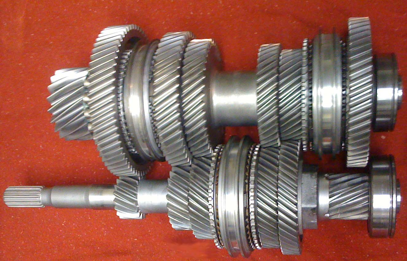 Werks Stage 3R Transmission Gearset Only