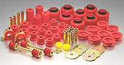 Solstice Energy Suspension Complete Master Bushing Set