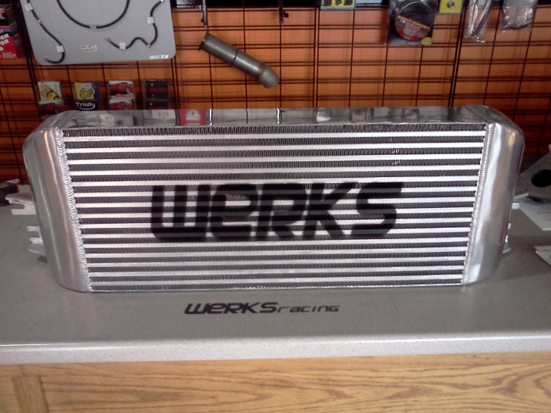 WERKSracing SRT-4 Race FMIC