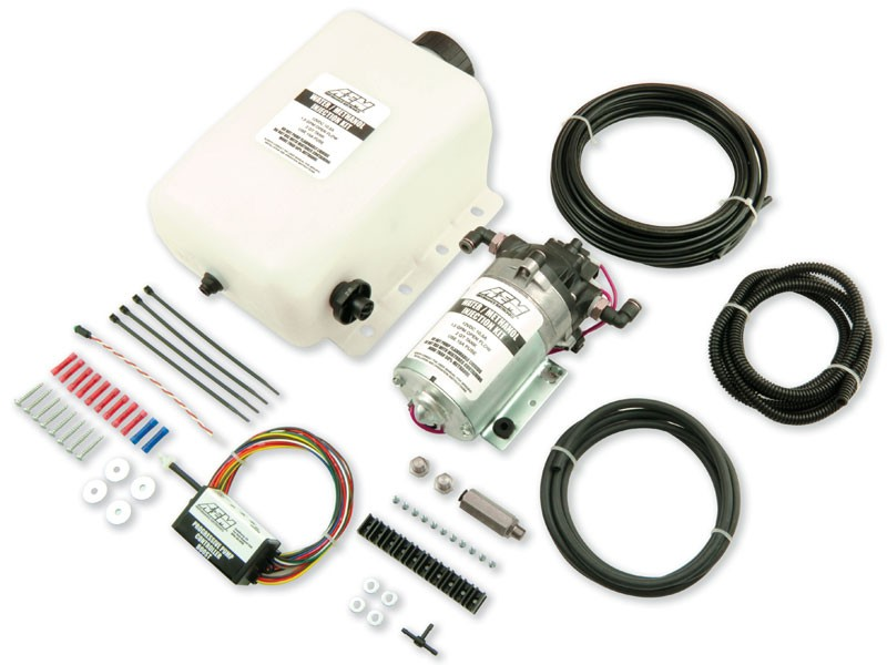 AEM V2 Methanol Injection Kit - Internal Map