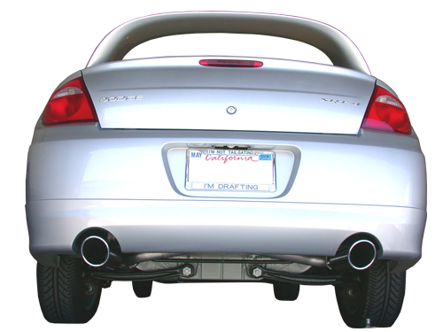 Mopar NEON SRT-4 Cat-Back Exhaust System