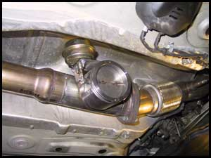 P-Werks SRT-4 Active Downpipe System