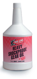 Redline Heavy Shockproof Gear Oil