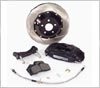 StopTech SRT-4 4 Piston Big Brake Upgrade Kit