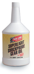 Red Line SuperLight Shockproof