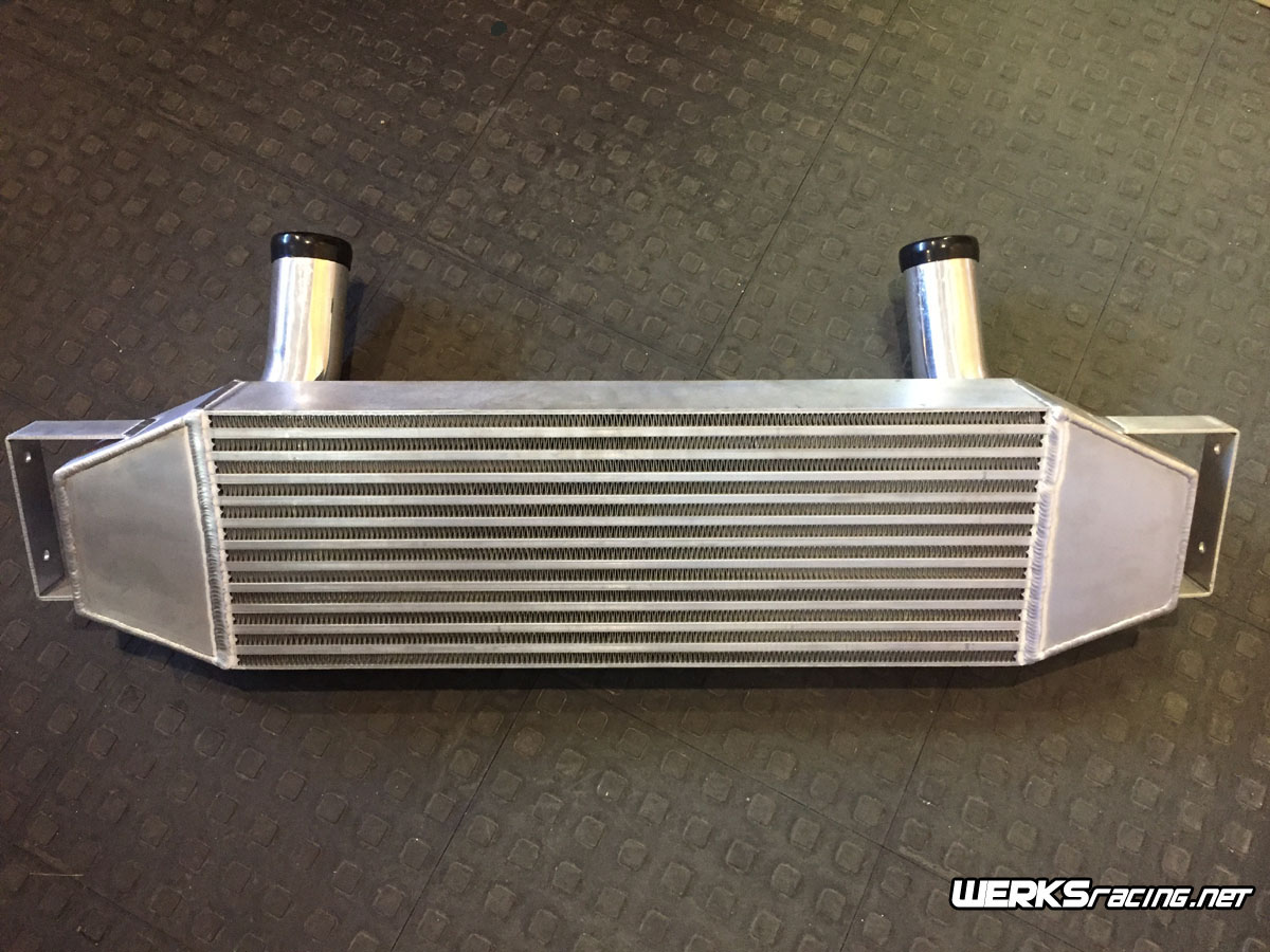 WERKSracing Sol/SKY/Opel GT 2.0T Bolt On Street Intercooler