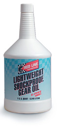Red Line Lightweight Shockproof Gear Oil